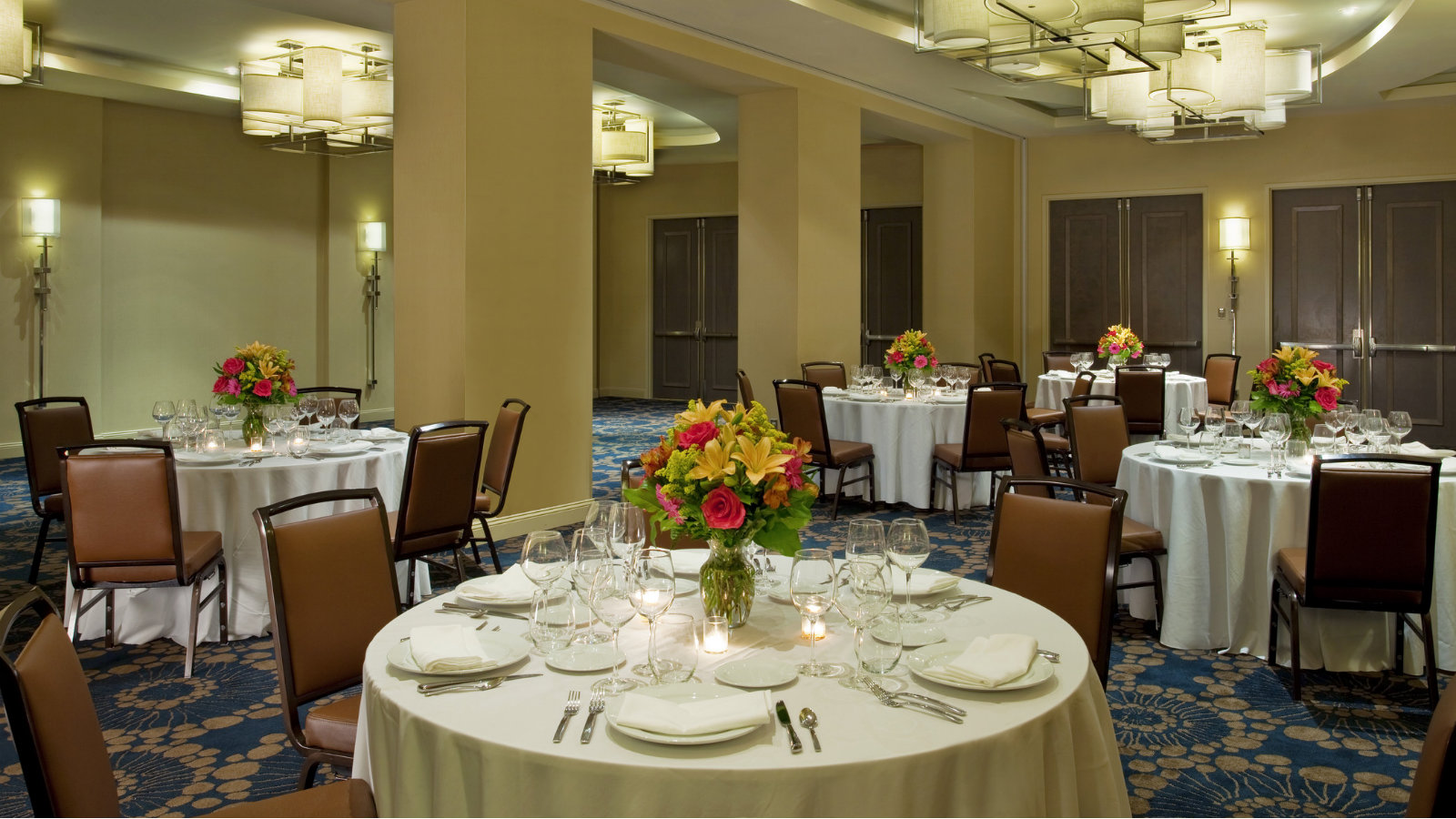 Sheraton Brooklyn New York Hotel - Banquet Setup