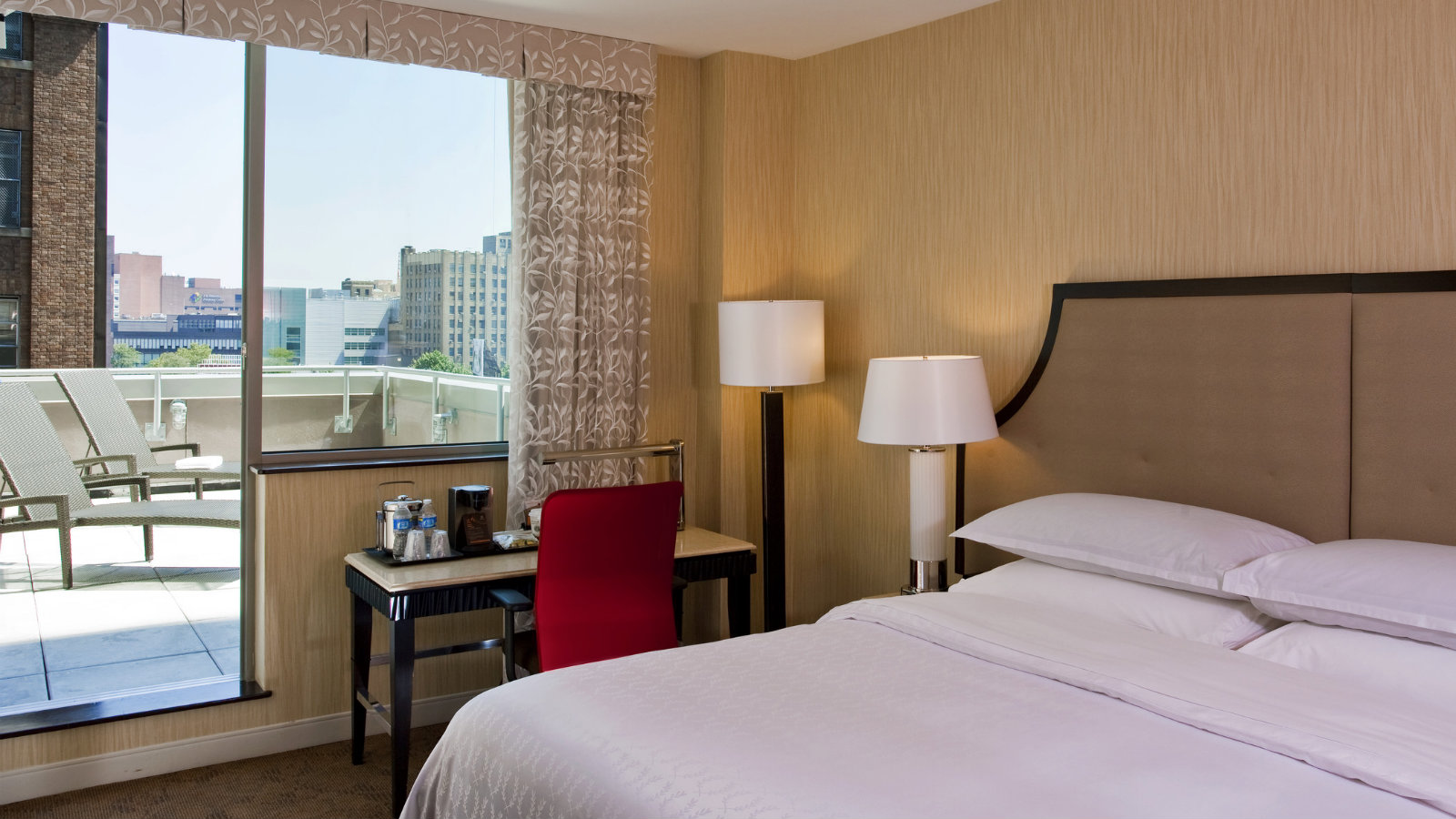 Brooklyn Hotel Features - Sheraton Sleep Experience