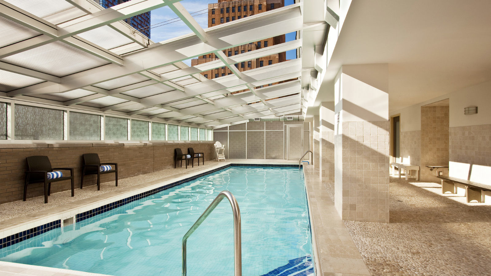 Brooklyn Hotel Features - Sheraton Brooklyn Hotel Pool